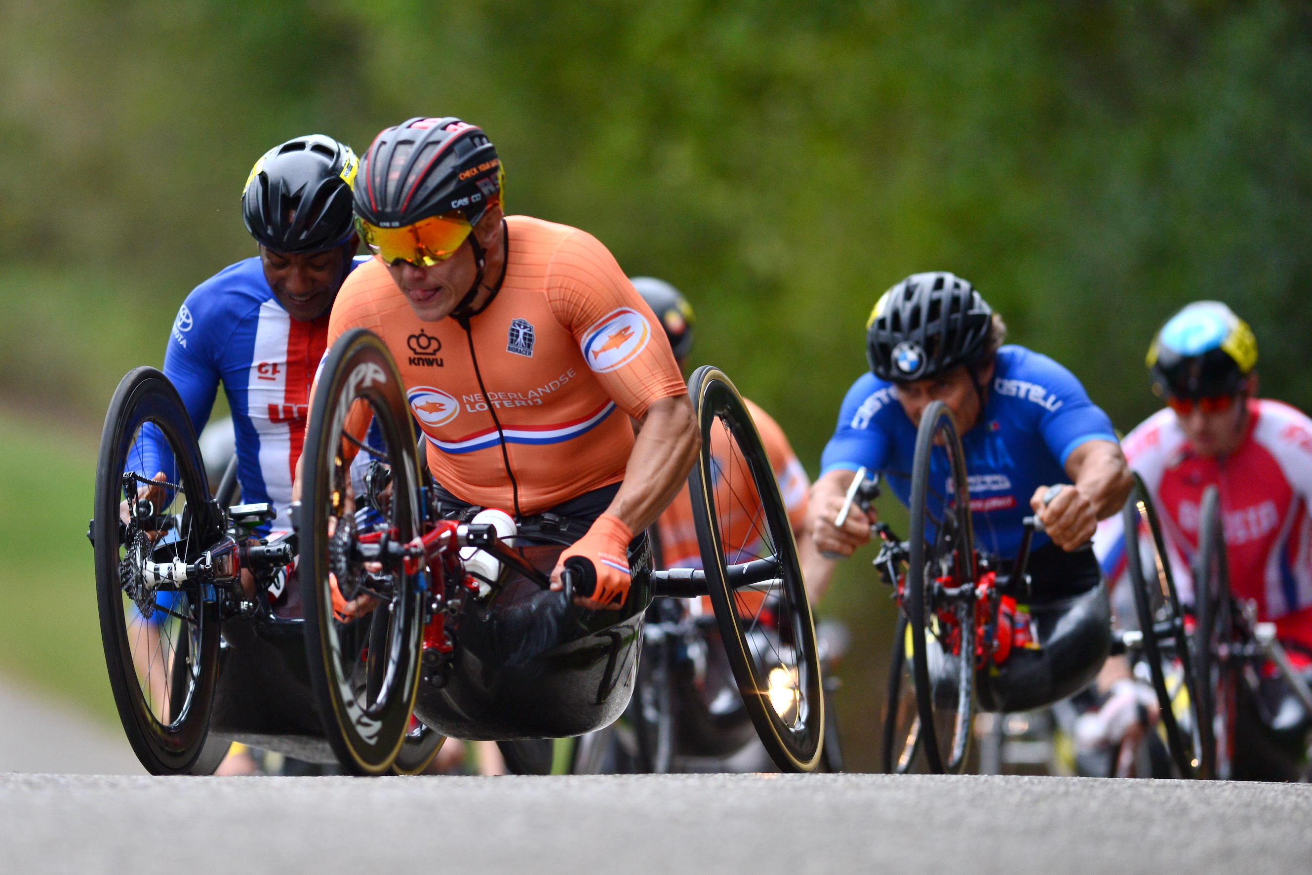 Introduction to Road and Track Para-cycling for Commissaires